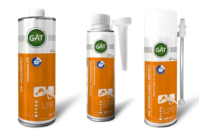Газовая cистема LPG