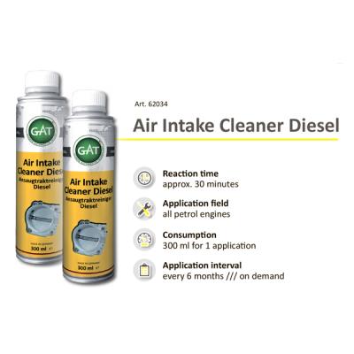 Чистка Впускного Коллектора - Air Intake Cleaner Diesel