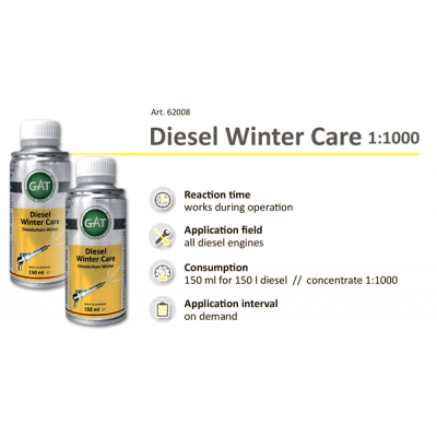 Антигель-Diesel Winter Care