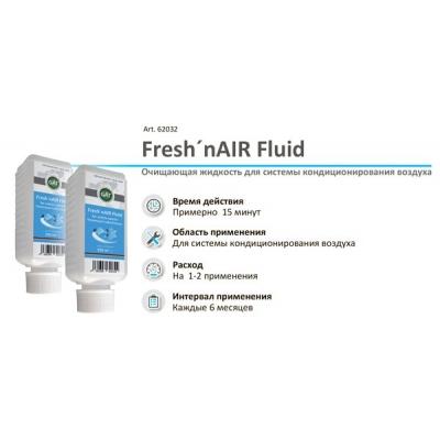 Промывка Кондиционера Fresh nAlR Fluid GAT