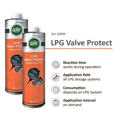 LPG Valve Protect