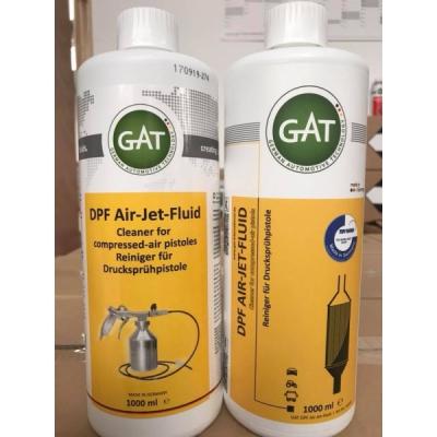 Средство для промывки сажевого фильтра - DPF Air Jet Fluid GAT