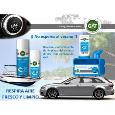 Очистка кондиционера - AirCon Refresher GAT