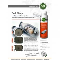 Промывка топливной системы - Petrol System Cleaner Plus GAT