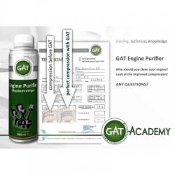 Промывка двигателя - Engine Purifier GAT