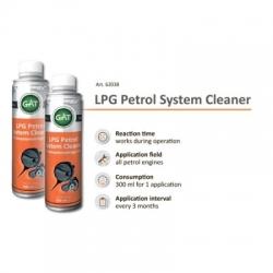 Газовое оборудование-LPG Petrol System Cleaner GAT