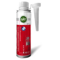 Чистка Клапанов - Fuel System Cleaner ULTRA GAT