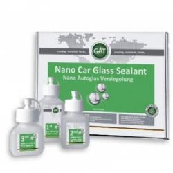 Антидождь для стекла Автомобиля - Nano Car Glass Sealant GAT
